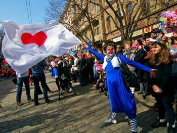 敖德萨市的愚人节12