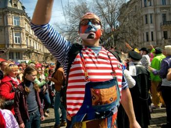 敖德萨市的愚人节13
