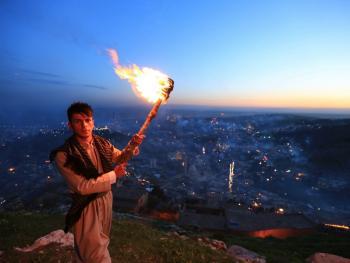 库尔德人的诺鲁兹节10