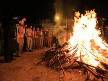 库尔德人的诺鲁兹节14