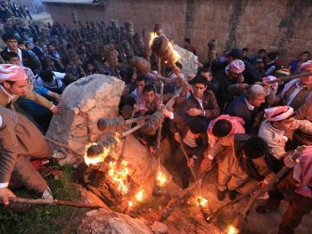 库尔德人的诺鲁兹节05