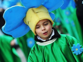 儿童狂欢节游行12