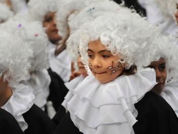 儿童狂欢节游行14