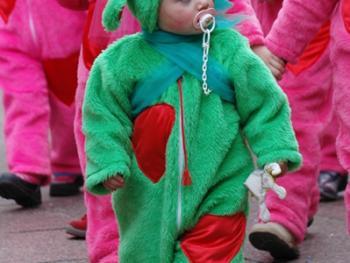 儿童狂欢节游行04