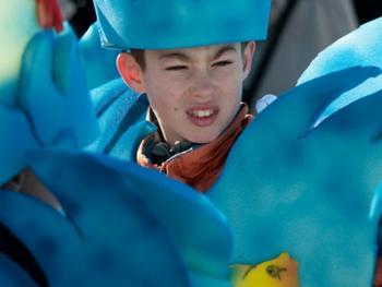 儿童狂欢节游行05
