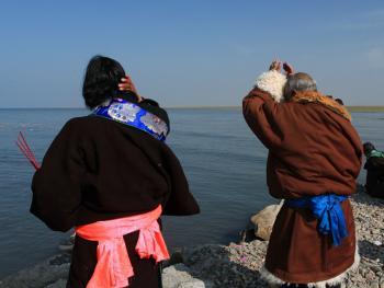 青海湖祭海10