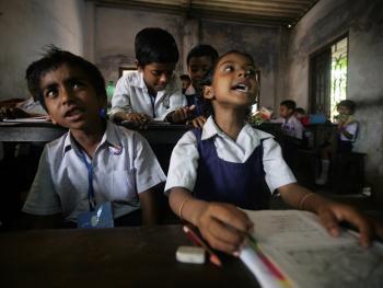 印度的义务教育10