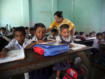 印度的义务教育08