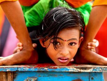 孟加拉传统马戏11