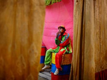 孟加拉传统马戏02