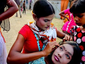 孟加拉传统马戏05