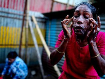 孟加拉传统马戏08