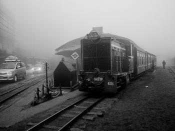 云端的大吉岭喜马拉雅铁路10