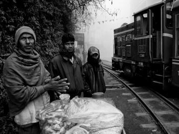 云端的大吉岭喜马拉雅铁路11