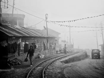 云端的大吉岭喜马拉雅铁路12