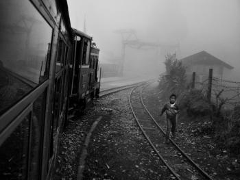 云端的大吉岭喜马拉雅铁路14