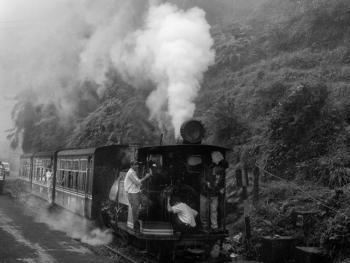 云端的大吉岭喜马拉雅铁路