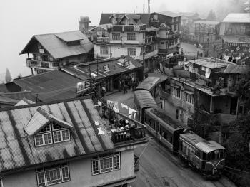 云端的大吉岭喜马拉雅铁路02