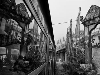 云端的大吉岭喜马拉雅铁路06