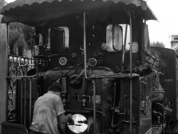 云端的大吉岭喜马拉雅铁路07