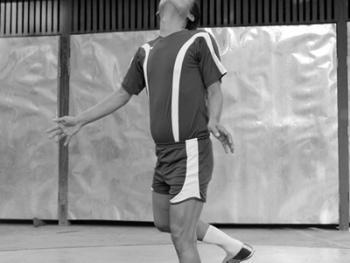 缅甸的传统运动藤球06