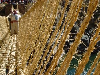 印加人的稻草桥7