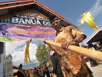 印尼凯里人的割礼