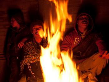 腾格尔人祭祀火山神08