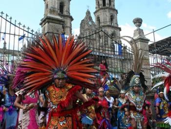 萨波潘的圣母节12