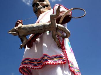 萨波潘的圣母节