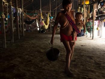 亚马逊流域的亚诺玛米传统10