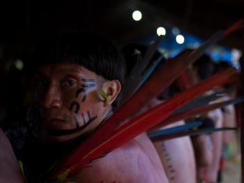 亚马逊流域的亚诺玛米传统11