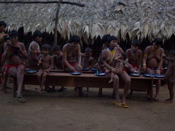 亚马逊流域的亚诺玛米传统13