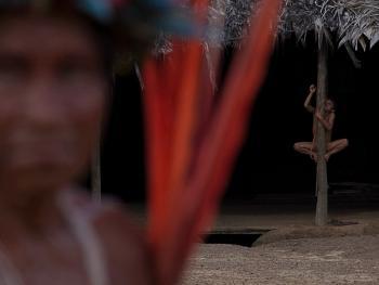亚马逊流域的亚诺玛米传统03
