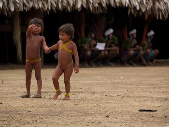 亚马逊流域的亚诺玛米传统04