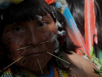 亚马逊流域的亚诺玛米传统06