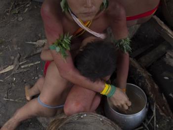 亚马逊流域的亚诺玛米传统09