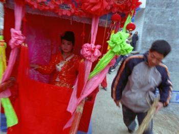 中原传统婚礼10