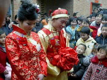 中原传统婚礼11