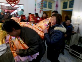 中原传统婚礼13