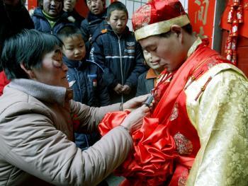 中原传统婚礼03