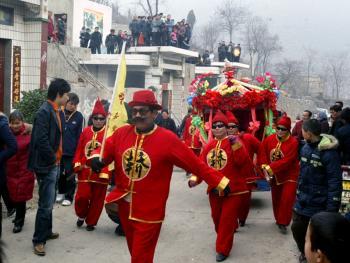中原传统婚礼06