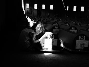 斯雷布雷尼察的集体葬礼02