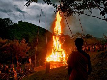 部落酋长的葬礼11