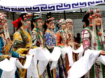 蒙古族婚礼习俗10