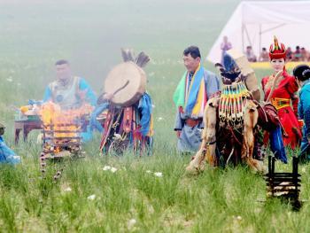 蒙古族婚礼习俗07