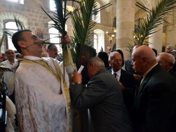 阿拉伯基督徒的复活节