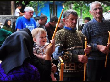罗马尼亚小镇葬礼06