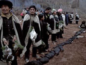 彝人祭祖10
