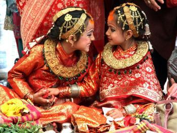 尼泊尔水果婚05